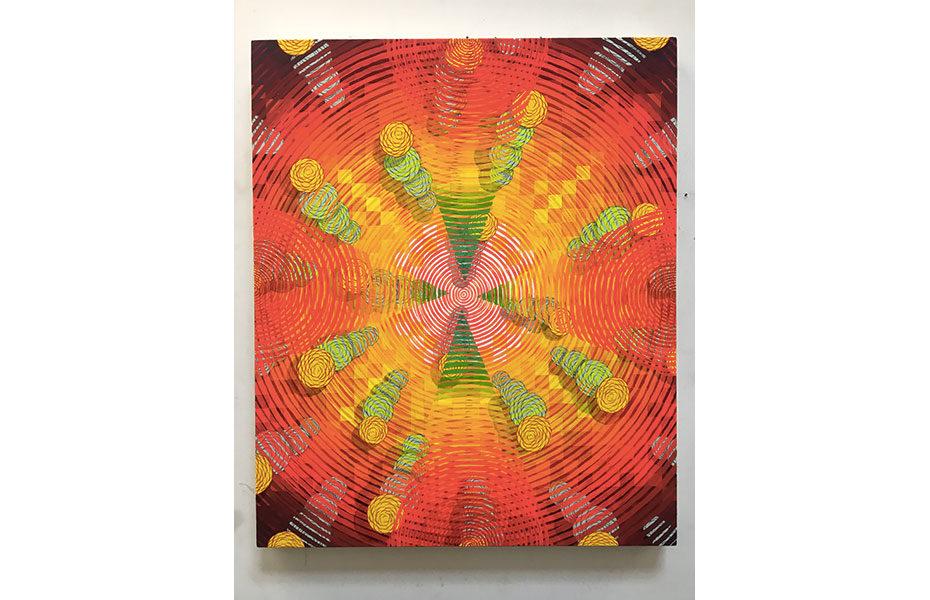 ANDREW SCHOULTZ - Galerie LJ | Paris