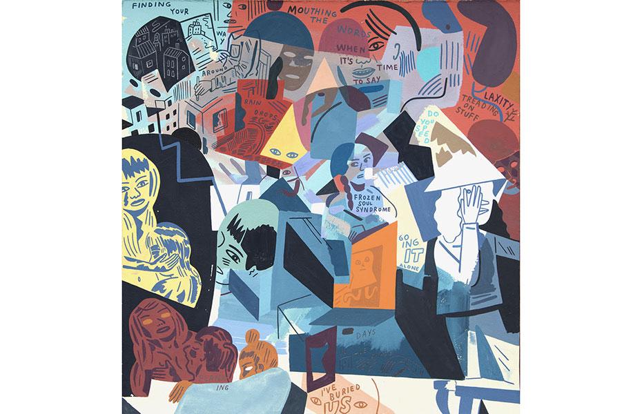 JASON JÄGEL - Galerie LJ   Paris